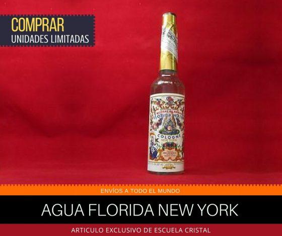 AGUA FLORIDA NEW YORK