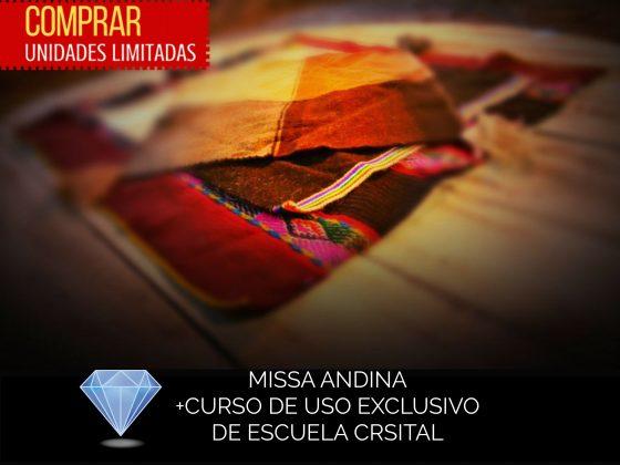 Missa Andina + Curso de Uso