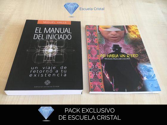 Pack El Manual del Iniciado + Así habla un Q'ero