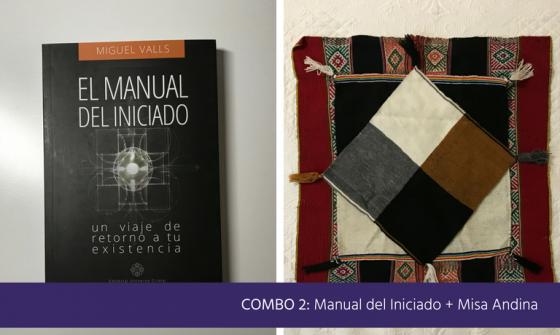El Manual del Iniciado + Missa Andina